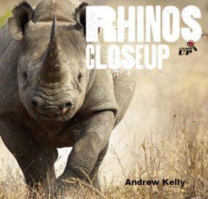 Rhinos Close Up - Wild Dog Books