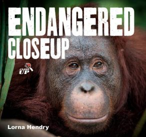 Endangered Close Up - Wild Dog Books