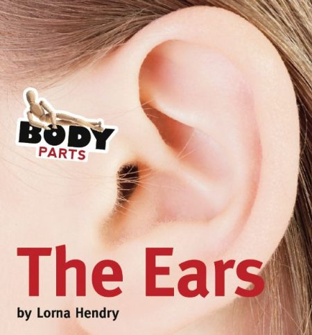 Body Parts The Ears - Wild Dog Books