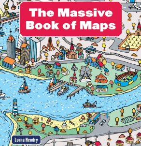 Massive Book of Maps - Wild Dog Books