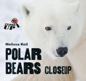 Polar Bears Close Up - Wild Dog Books