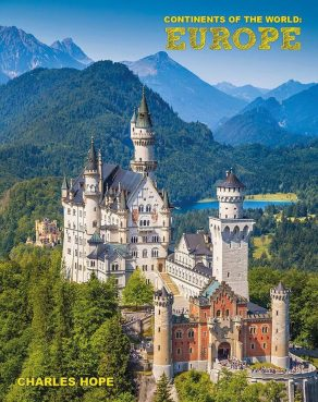 Continents of the World:Europe - Wild Dog Books