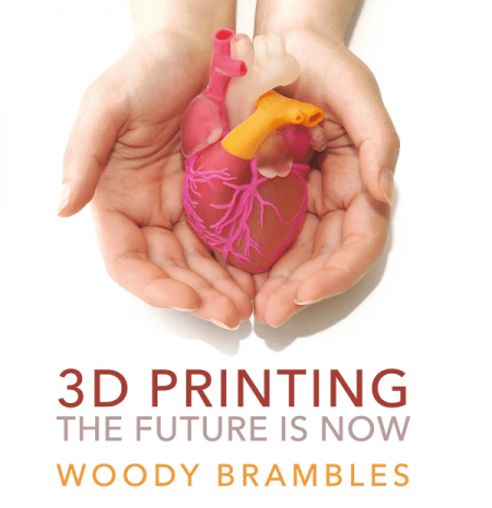3D Printing Future is Now - Wild Dog Books
