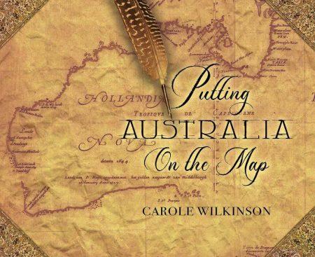 Putting Australia on the Map - Wild Dog Books
